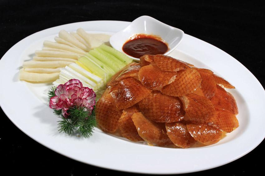 北京烤鸭培训