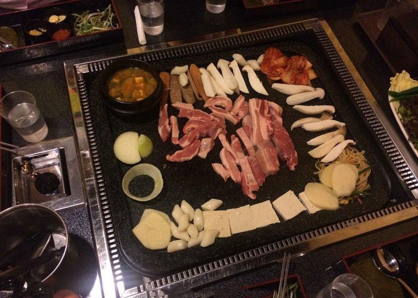 韩国烧烤培训