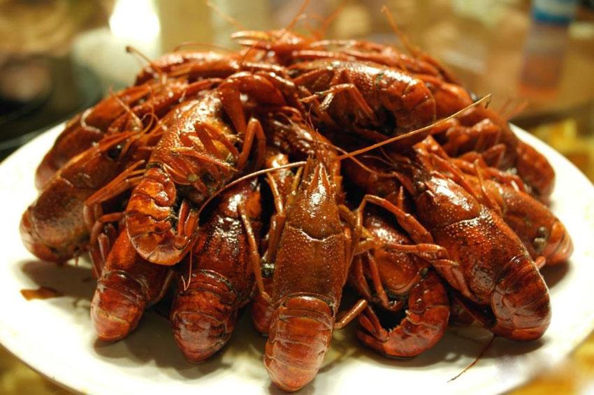 卤制小龙虾培训