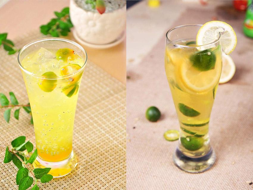 金桔柠檬培训
